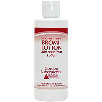 Bromi – Lotion 4 oz.  Antipirspirant lotion